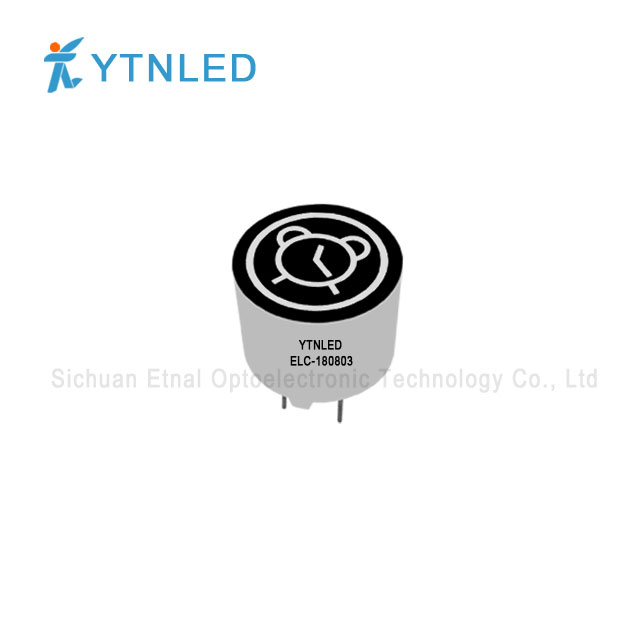 Customized led display ELC-180803S,O,Y,G,GG,B,W