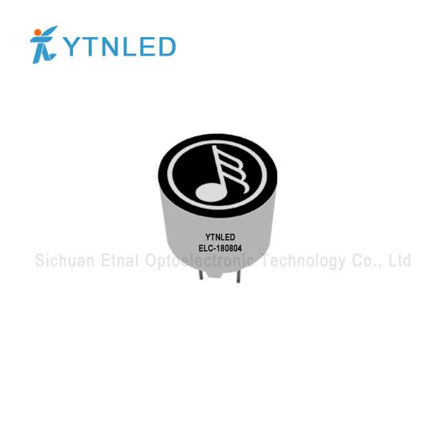 Customized led display ELC-180804S,O,Y,G,GG,B,W