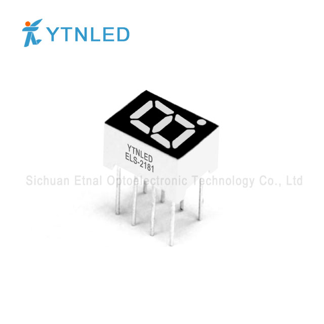 0.28inch Single digit led display Common Cathode Anode Red Or
