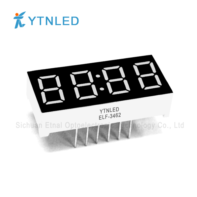 0.36inch Four digit led display Common Cathode Anode Red Oran